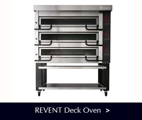 Revent Deck oven